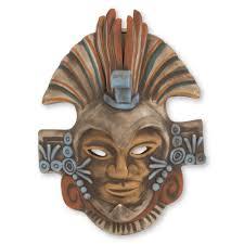 mexican masks at novica