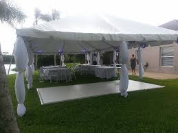 party rental tents solutions party rental event rentals ta fl