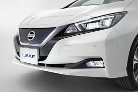 new nissan leaf new nissan leaf packs more power style and features all details