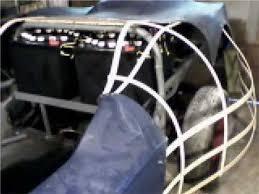 how to mold a fiberglass part page 1 of 1 electric car fiberglass build part 1
