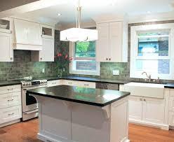 tiles green tile backsplash kitchen green tile backsplash
