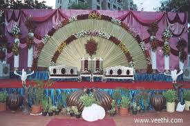 Wedding Reception Stage Decoration Images Wedding Reception Stage Decoration Veethi
