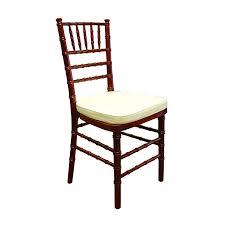 mahogany chiavari chair rental san diego chair rentals