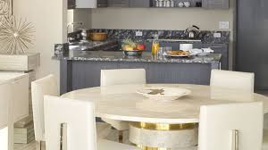 Modern Round Kitchen Tables Kitchen Marvelous Round Kitchen Table Centerpiece Ideas With