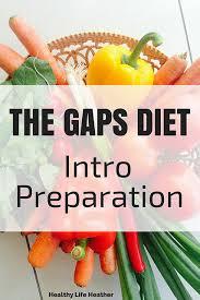 gaps diet preparation intro gaps