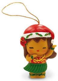 hawaii ornaments