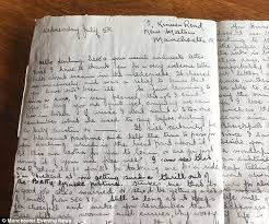 love letter written to wwii soldier is reunited with his family