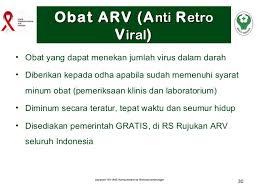 Obat Arv 2 informasi dasar hiv aids ims