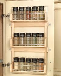 Spice Rack Organizer Shelf Organizer For Kitchen Cabinet Pots And Pans Organizer