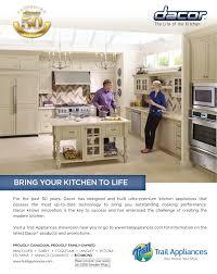 modern kitchen technology yam magazine by page one publishing issuu
