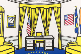 paddle8 the oval office roy lichtenstein