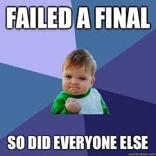 College Test Meme - the wonders of test taking in college rebrn com