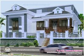 3 bedroom kerala style single story budget villa kerala home