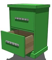 how to build a file cabinet drawer filing cabinet plans from anna white i think i found our first