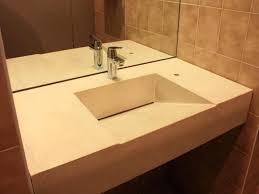 slab sink countertop for vessel sink bathroom sink granite vessel modern