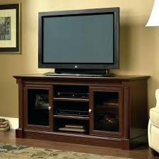 Sauder Palladia Armoire Cherry Tv Stand Sauder Harbor View Tv Stand Antiqued White Full Image