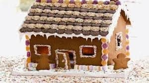 gingerbread house and people good food channel