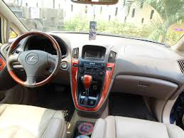 clean registered 2003 lexus rx300 with 4 wheel drive price n1