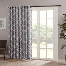 patio door curtains also door glass curtains also drapery ideas