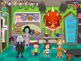 my town haunted house android apps on google play