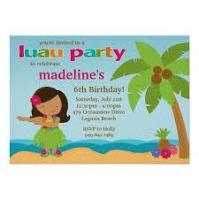 birthday invites beautiful luau birthday invitations ideas