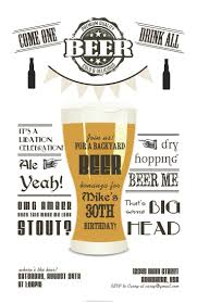 120 best beer party images on pinterest beer wedding signs and
