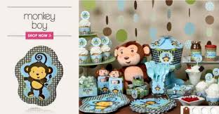 monkey decorations for baby shower monkey baby shower ideas baby shower decoration ideas