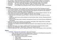 Qa Automation Engineer Resume Best Qa Resume Samples 2010 Quality Assurance Specialist Resume