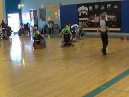 boise bombers wheelchair rugby home big wheelchair rugby hit youtube