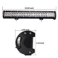 Super Bright Led Light Bar by Amazon Com Led Light Bar Northpole Light 20