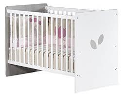 chambre bébé sauthon sauthon on line leaf frêne gris et blanc lit bébé têtes panneaux