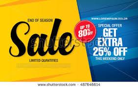 banner design jpg yellow sale discount banner download free vector art stock