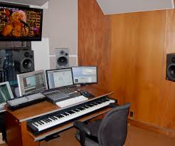 Building A Recording Studio Desk by Build A Music Studio In An Apartment Building 9 Steps With Pictures
