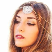 forehead headbands aliexpress buy fashion boho indian jewelry hair