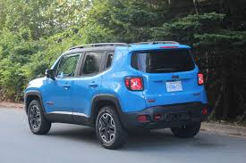 jeep renegade light blue driven 2016 jeep renegade the chronicle herald
