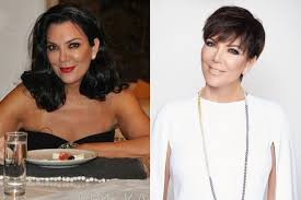 how to get a kris jenner haircut see all the kardashian jenners with long vs short hair photos