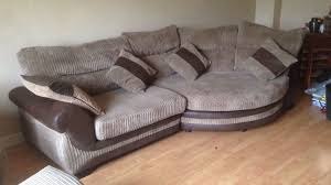 impressive large swivel chair open to offers corner cuddle sofa large swivel chair footstool