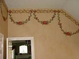 Decorative Wallpaper Borders Country Bathroom Wallpaper Borders Creating The Bathroom