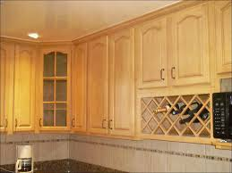 kitchen mold under kitchen cabinets how to add crown molding oak