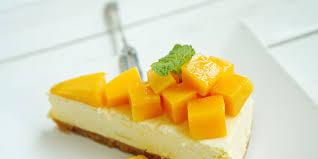 Kek Mango mango cheesecake recipe epicurious