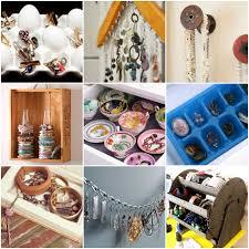 25 beautiful diy ways to store jewelry diy crafts pinterest