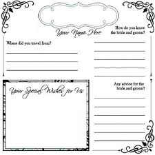 wedding guest book pages 24 images of guest book printable template word eucotech