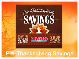 the costco connoisseur thanksgiving with costco