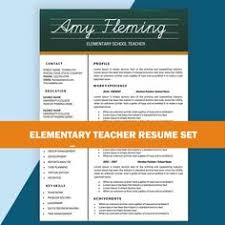teaching resume templates resume template with photo teaching resume by resumesouk