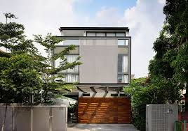 modern home architects modern family home in singapore by hyla architects