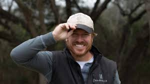 fixer upper star chip gaines in water with partners southern