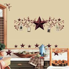 eat kitchen wall decor ideas exposed beam ceiling and bulb pendant