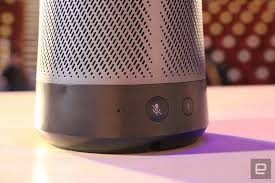 Best Looking Speakers Harman Kardon Invoke Review The First Cortana Speaker Sounds Amazing