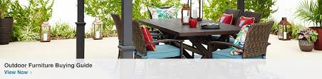 High Patio Table Shop Patio Furniture At Lowes Com