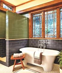 craftsman style bathroom ideas craftsman style bathroom mission style master bath in craftsman